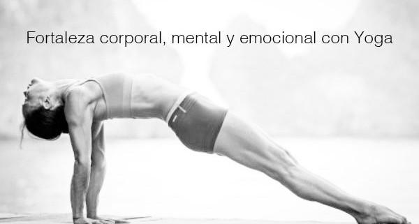Al cien por cien con Yoga